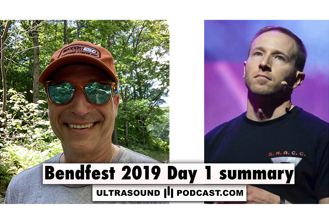 Ben Smith Bendfest 2019 Day 1 Summary!