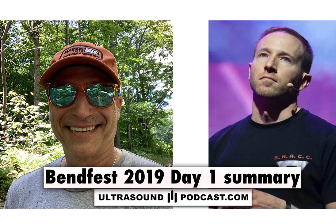 Ben Smith Bendfest 2019 Day 1 Summary!